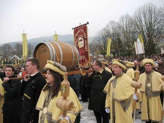 Percée vin jaune 2009