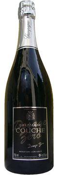 Champagne Couche dosage zéro