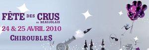 Fete des crus du Beaujolais 2010