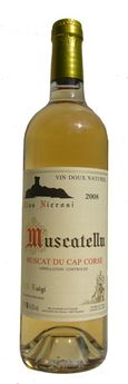 Muscat du Cap Corse Muscatella clos Nicrosi