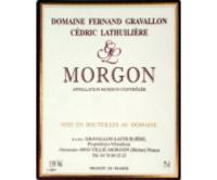 Morgon_domaine_gravallon_lathuilier